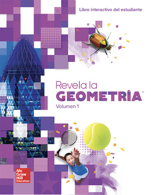 Reveal Geometry, Spanish Interactive Student Edition, Volume 1