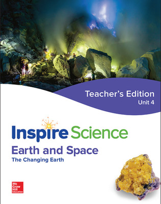 Inspire Science: Earth & Space Teacher Edition Unit 4