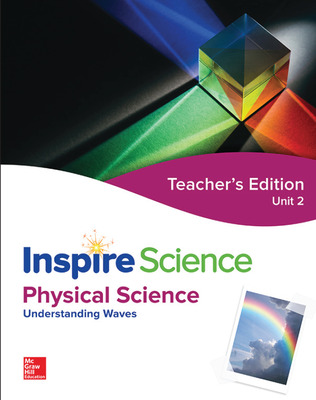 Inspire Science: Physical G8 Teacher Edition Unit 2