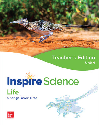 Inspire Science: Life G7 Teacher Edition Unit 4