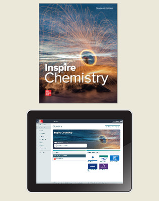 Inspire Science: Chemistry, G9-12 Comprehensive Student Bundle, 6-year subscription
