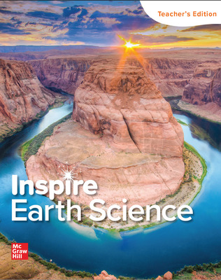 Inspire Science: Earth, G9-12 Teacher Edition