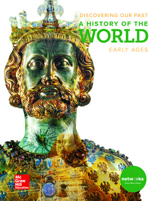 Discovering Our Past: A History of the World-Early Ages, Student Learning Center with StudySync SyncBlasts Bundle, 6-year subscription