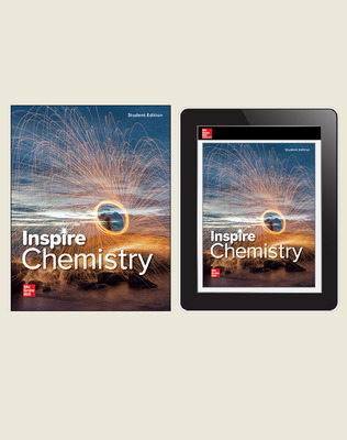 Inspire Science: Chemistry, G9-12, Digital Student Center, 8-year subscription