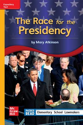 WonderWorks 2021 Grade 3 Apprentice Leveled Reader The Race for the Presidency