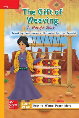 WonderWorks 2021 Grade 3 Apprentice Leveled Reader The Gift of Weaving