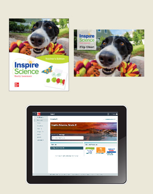 Inspire Science Early Learners, Comprehensive Bundle 6 Year Subscription