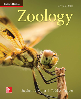 Miller, Zoology, 2019, 11e, Online Teacher Edition, 6-year subscription
