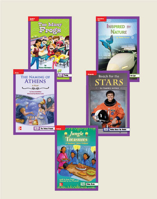 Wonders Grade 3 Leveled Reader Package 6 of 30 ELL