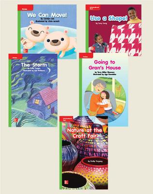 Wonders Grade K Leveled Reader Package 1 of 30 Beyond