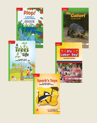 Wonders Grade 1 Leveled Reader Package 1 of 30 Beyond