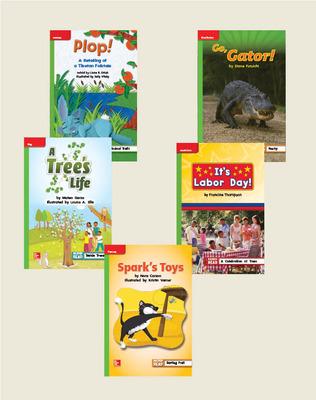 Wonders Grade 1 Leveled Reader Package 6 of 30 Beyond