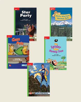 Wonders Grade 2 Leveled Reader Package 6 of 30 Beyond
