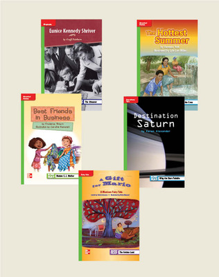 Wonders Grade 3 Leveled Reader Package 6 of 30 Beyond