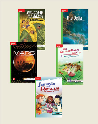 Wonders Grade 5 Leveled Reader Package 6 of 30 Beyond
