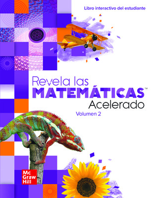 Reveal Math Accelerated, Spanish Interactive Student Edition, Volume 2