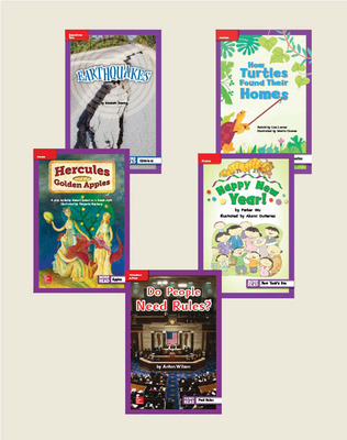 Wonders Grade 2 Leveled Reader Package 6 of 30 ELL