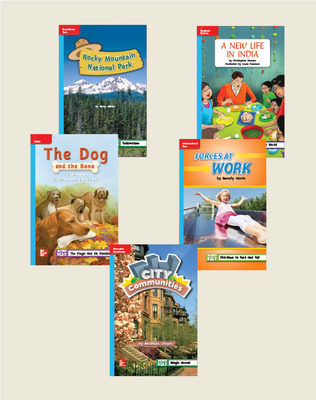 Wonders Grade 2 Leveled Reader Package 1 of 30 On-Level