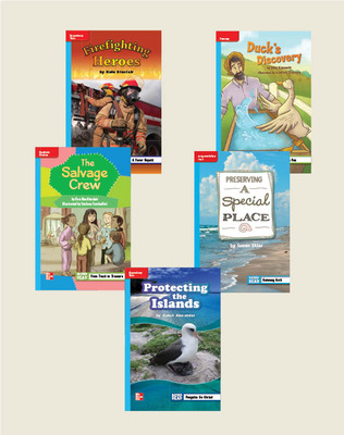 Wonders Grade 3 Leveled Reader Package 1 of 30 On-Level