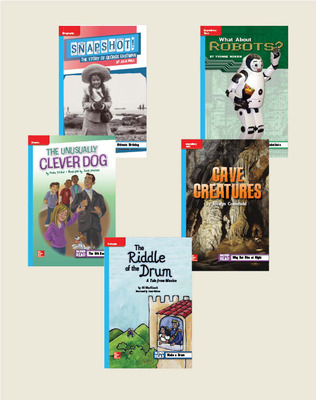 Wonders Grade 5 Leveled Reader Package 6 of 30 On-Level
