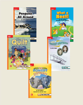 Wonders Grade 1 Leveled Reader Package 6 of 30 Approaching