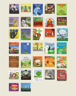 Wonders Grade K Literature Big Book Package