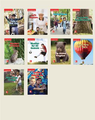Wonders Grade K Decodable Reader Package