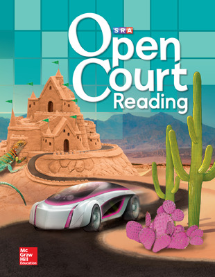 Open Court Reading Grade 5 Student Digital and Print Standard Package, 5 year subscription