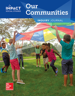 IMPACT Social Studies, Our Communities, Grade 3, Inquiry Journal