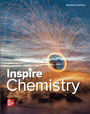 Inspire Science: Chemistry, G9-12 Print Student Bundle, Class set of 35