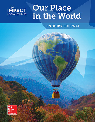 Impact Social Studies - Our Place in the World - Inquiry Journal
