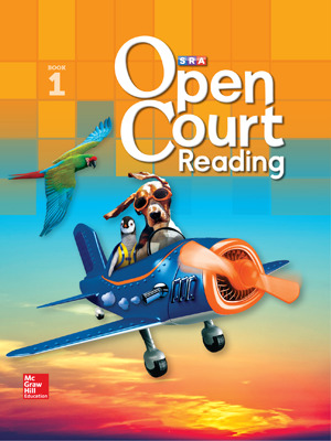 Open Court Reading Grade 1 Student Digital and Print Standard Package, 3 year subscription