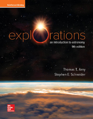 Explorations: An Introduction to Astronomy (Arny) cover