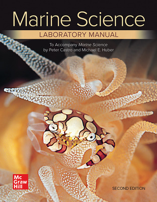 Castro, Marine Science, 2019, 2e, Lab Manual