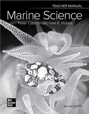 Castro, Marine Science, 2019, 2e, Teacher Manual
