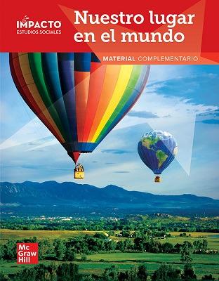 IMPACTO Social Studies, Nuestro lugar en el mundo, Grade 1, Research Companion