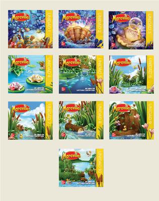 Maravillas Grade K Reading Writing Companion Package