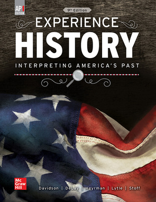 Experience History (Davidson) cover