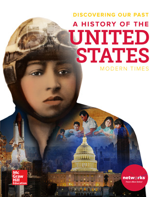 Discovering Our Past: A History of the United States-Modern Times, Student Learning Center with Complete Inquiry Journal Bundle, 6-year subcription