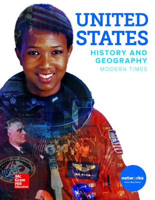 United States History and Geography: Modern Times, Student Suite with Complete Inquiry Journal Bundle, 1-year subscription