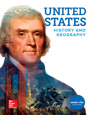 United States History and Geography, Student Suite with Complete Inquiry Journal Bundle, 6-year subcription