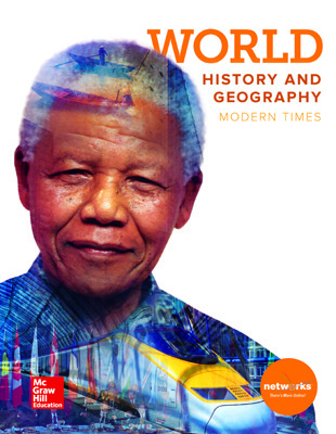 World History and Geography: Modern Times, Student Suite with Complete Inquiry Journal Bundle, 1-year subcription
