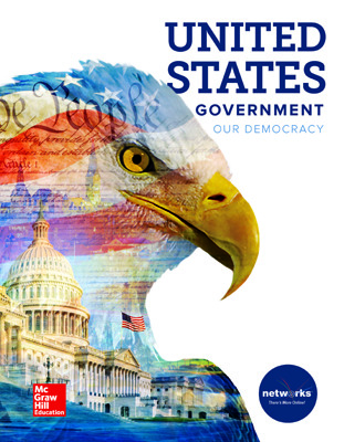 United States Government: Our Democracy, Student Learning Center with Complete Inquiry Journal Bundle, 6-year subscription