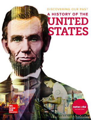 Discovering Our Past: A History of the United States, Teacher Suite with StudySync SyncBlasts Bundle, 7-year subcription