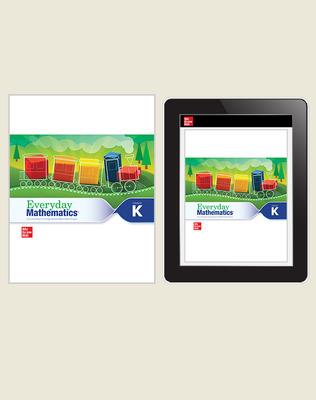 Everyday Math 4 Essential Student Materials Set, 1-Year, Grade K
