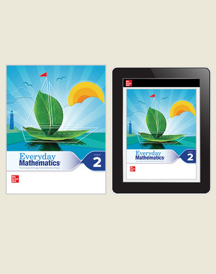 Everyday Math 4 Comprehensive Student Materials Set, 1-Year, Grade 2