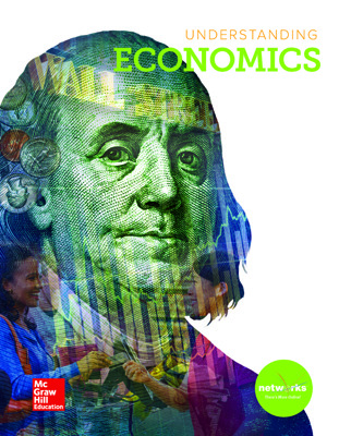Understanding Economics, Student Suite with Complete Inquiry Journal and StudySync Blasts Bundle, 1-year subcription