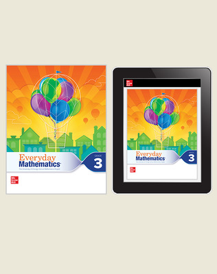 Everyday Math 4 Comprehensive Student Materials Set, 7-Years, Grade 3