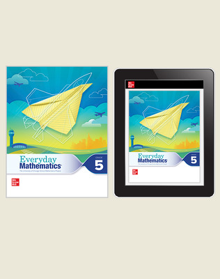 Everyday Math 4 Comprehensive Student Materials Set, 7-Years, Grade 5