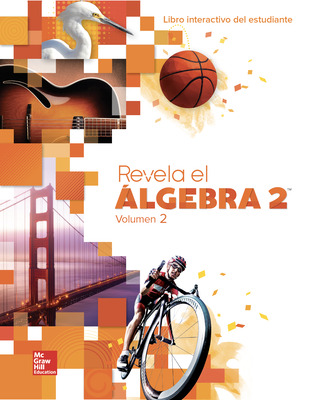 Reveal Algebra 2, Spanish Interactive Student Edition, Volume 2